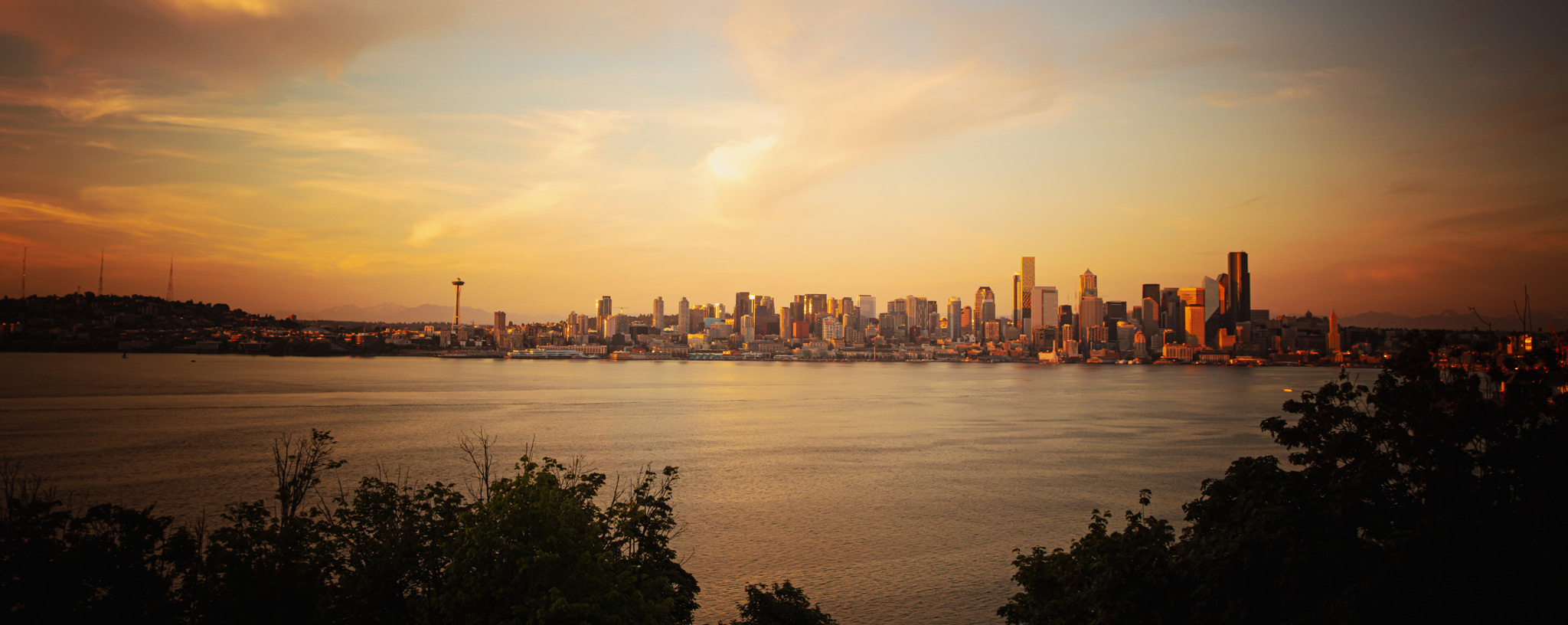 Maris Seattle Skyline